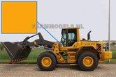 Volvo-GEEL-GLANS-Farmmodels-series-Spuitbus-Spraypaint-Farmmodels-series-=-Industrie-lak-400ml.-ook-voor-schaal-1:1-zeer-geschikt!!