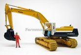 Rebuilt-Komatsu-Rupskraan-PC400LC-Joal-1:32-SMALL-DAMAGE-LAST-ONE