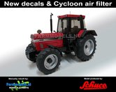 New-Decals-&-Rebuilt:-Case-IH-1255XL-(Zilver-1996)-+-Cycloonfilter-1:32---SCH07811-NR---EXPECTED-END-2019