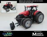Rebuilt-&-Dirty:-Case-Optum-300-CVX-op-8-Cultuurwielen-STOFLOOK-Achteras-MOLCON-Demontabel-dubbellucht-Rijencultuur-1:32-MM1608-RC8D