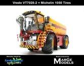 Rebuilt:-Vredo-Trac-VT7028-2-op-MICHELIN-1050-Banden-1:32-Marge-Models-(MM1801VREDO)---LAST-ONE