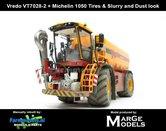 Rebuilt-&-Dirty:-Vredo-Trac-VT7028-2-+-MICHELIN-1050-Banden-+-STOF--&-MESTLOOK-1:32-Marge-Models-(MM1801VREDO)