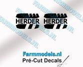 2x-HERDER-Logo-stickers-6mm-hoog-Pré-Cut-Decals-1:32-Farmmodels.nl