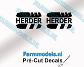 2x-HERDER-Logo-stickers-7-mm-hoog-Pré-Cut-Decals-1:32-Farmmodels.nl