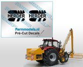 2x-HERDER-Logo-stickers-12-mm-hoog-Pré-Cut-Decals-1:32-Farmmodels.nl