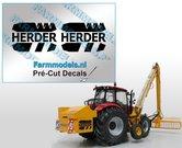 2x-HERDER-Logo-stickers-14-mm-hoog-Pré-Cut-Decals-1:32-Farmmodels.nl