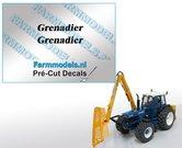 2x-Grenadier-Dik-gedrukt-(Herder)-stickers-4-mm-hoog-Pré-Cut-Decals-1:32-Farmmodels.nl