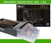 VOLVO-FH16-750---4x2-Truck--BOUWKIT--Losse-onderdelen-MarGe-Models-Vrachtwagen-1:32---MM1810-K