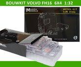VOLVO-FH16-750---6X4-Truck--BOUWKIT--Losse-onderdelen-MarGe-Models-Vrachtwagen-1:32---MM1811-K