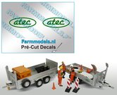 2x-Atec-Groen-op-transparante-stickers-5.5-mm-hoog-Pré-Cut-Decals-1:32-Farmmodels.nl