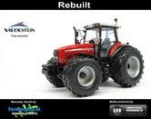 Rebuilt-MF-8220-Xtra-Massey-Ferguson-+-Bredere-&-grotere-Vredestein-banden-1:32-UH5331-R--EXPECTED-AUGUST