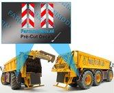 4x-Breedte--Verdrijvingsbord---Verkeer-(o.a.-Vredo)-stickers-ong.-4-x-18-mm---Pré-Cut-Decals-1:32-Farmmodels.nl