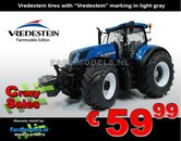 New-Holland-T7.315-BLUE-Vredestein-Collectors-Ed.-+-Brede-Vredestein-banden-1:32-SUPERSALE-LAST-ONES
