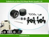 Dubbellucht-banden-Ø-32.5-mm-+-eindkappen-&-as-ophanging-etc.-Volvo-FH16-MarGe-Models-BOUWKIT-1:32