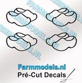 4x-afb.-Klompjes-open-ZWART-op-transparante-stickers-3-mm-hoog-Pré-Cut-Decals-1:32-Farmmodels.nl
