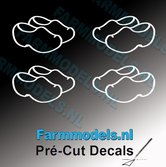 4x-afb.-Klompjes-open-WIT-op-transparante-stickers-6-mm-hoog-Pré-Cut-Decals-1:32-Farmmodels.nl