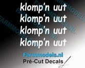 4x-klompn-uut-WIT-op-transparante-stickers-1.7-mm-hoog-Pré-Cut-Decals-1:32-Farmmodels.nl