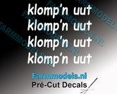 4x-klompn-uut-WIT-op-transparante-stickers-7-mm-hoog-Pré-Cut-Decals-1:32-Farmmodels.nl