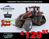 Rebuilt-&-Dirty-New-Holland-T8.435-TERRACOTTA-SMARTTRAX-+-STOFLOOK-+-VREDESTEIN--NH-Half-Track-Lim.-Ed.-Marge-Models-1:32