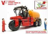 VERVAET-Hydro-Trike-XL-YELLOW-TANK-ZONDER-LOGO-Lim.Ed.-1:32-MM1820