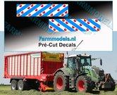 Friese-Vlag-stickers-2-stuks-25-x-1008-mm--Pré-Cut-Decals-1:32-Farmmodels.nl