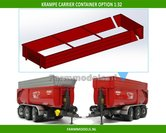 Opzetschot-KRAMPE-Big-Body-750-(carrier)-bak-Wiking-BOUWKIT-1:32