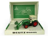Deutz-D6005A-4WD-met-cabine-en-Frontlader-1:32--UH6200---EXPECTED