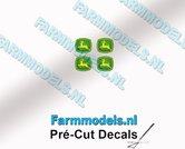 John-Deere-LOGO-(New)-4x-2.1mm-hoog-stickers-met-omhoog-springend-Hertje-Pré-Cut-Decals-1:32-Farmmodels.nl
