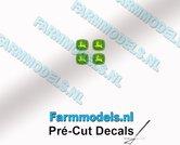 John-Deere-LOGO-(New)-4x-1.8mm-hoog-stickers-met-omhoog-springend-Hertje-Pré-Cut-Decals-1:32-Farmmodels.nl