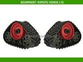 BOUWKIT-ROOD-Rupsset-VOORAS-24.6-mm-wide-met-wielstel-1:32-01314-R