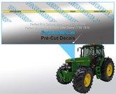 John-Deere-7610-type-stickers-geschikt-voor-de-John-Deere-7710--7810-Schuco--Pré-Cut-Decals-1:32-Farmmodels.nl