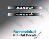 2x-CASE-IH-Voorruitsticker-ZWART-met-WITTE-uitloop-40-mm-breed-Pré-Cut-Decals-1:32-Farmmodels.nl
